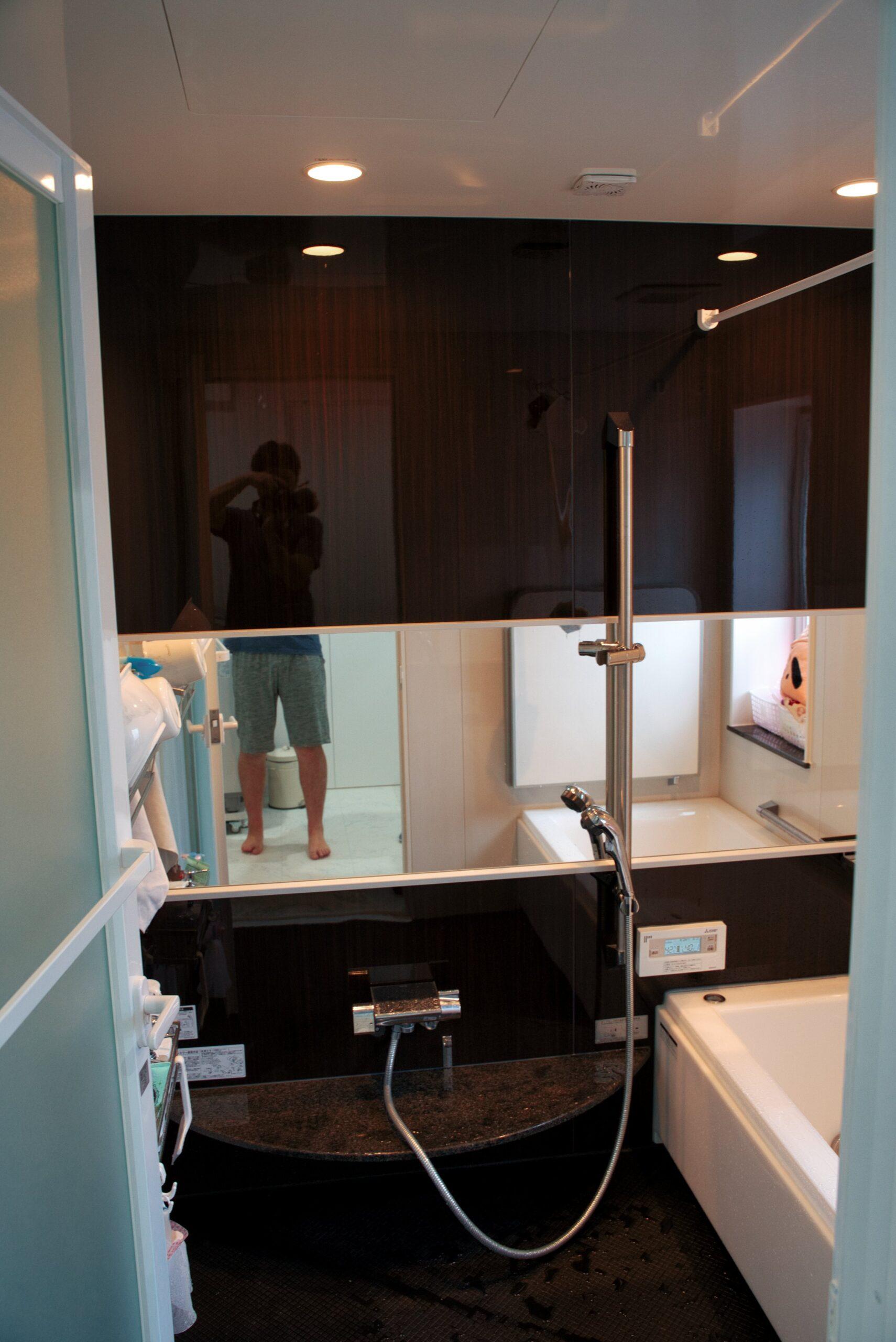 浴室のカラー