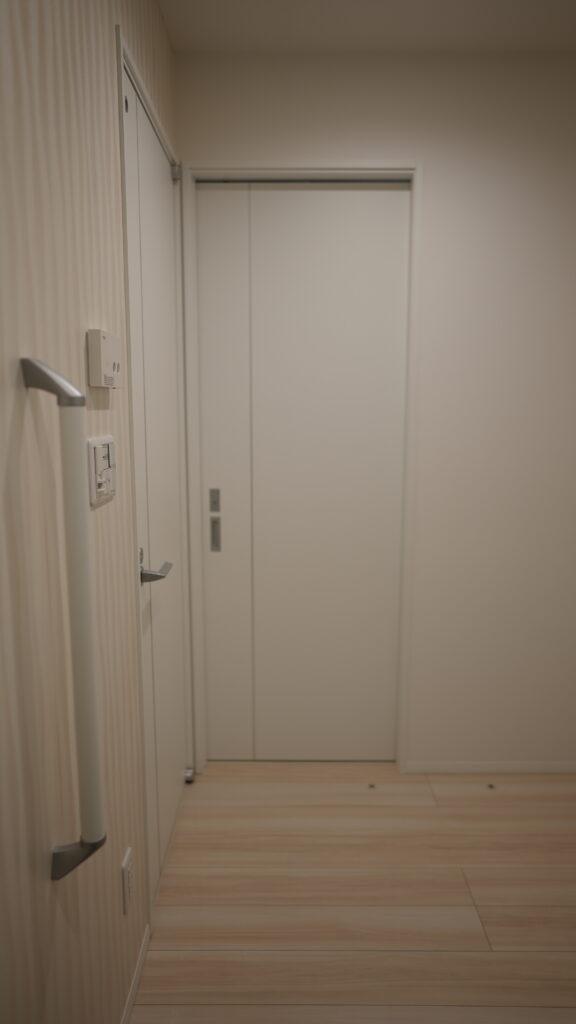 お客様視点でドア閉